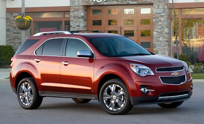 2012 Chevrolet Equinox of Phoenix