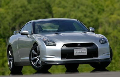 2012 Nissan GT-R of Grapevine
