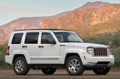 2012 Jeep Liberty Of Richardson
