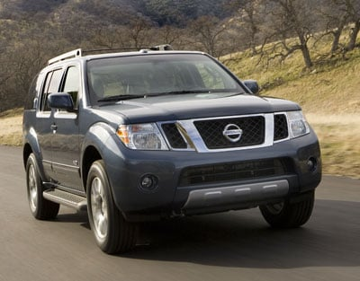 The Pathfinder Provides A Pleasant Driving Experience And A Smooth Ride.  Whether Youu0027re Looking For A Gently Used 2008 Nissan Pathfinder, ...