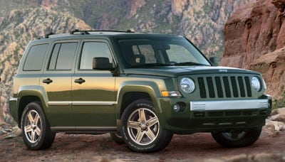 2012 Jeep Patriot Of Scottsdale