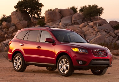 Used 2011 Hyundai Santa Fe For Sale Arlington Tx Compare