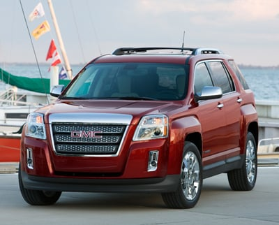 2012 GMC Terrain of Scottsdale