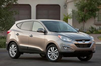 2012 Hyundai Tucson Of Arlington