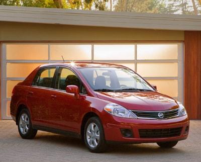 2012 Nissan Versa Of Peoria
