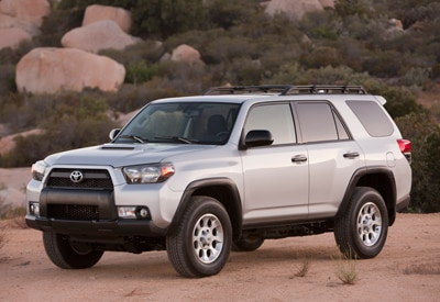Compare 2012 toyota 4runner