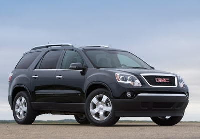 2012 GMC Acadia of Lincoln