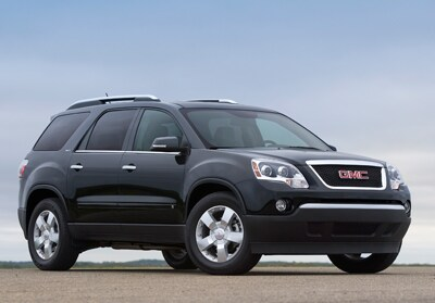 2012 Gmc Acadia Research Reviews Lincoln Husker Gmc Reviews