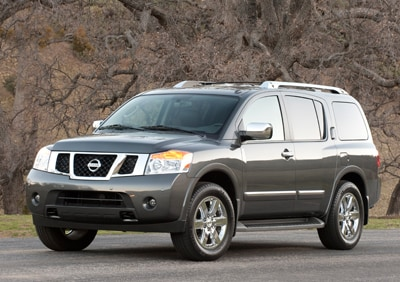 2012 Nissan Armada of Cerritos