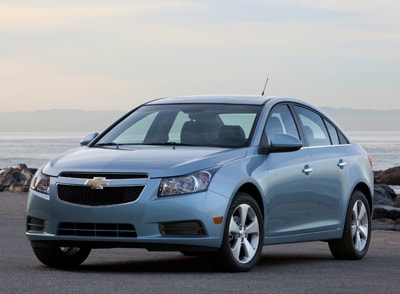 2012 Chevrolet Cruze of Arlington
