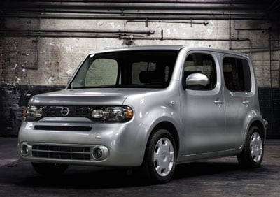 2012 Nissan Cube of Grapevine
