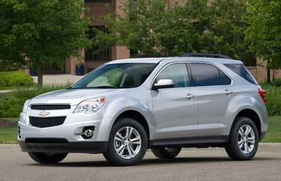2012 Chevrolet Equinox of Springfield