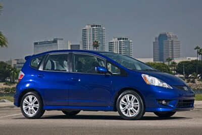 Lovely 2011 Honda Fit Introduction