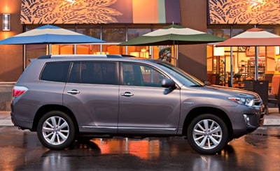 2012 Toyota Highlander of Arlington