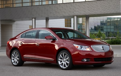 2012 Buick LaCrosse Reviews Dallas TX  Compare Buick LaCrosse