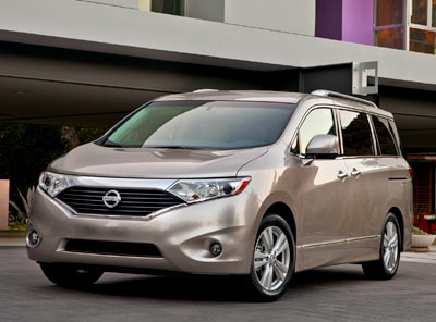2012 Nissan Quest of Midway