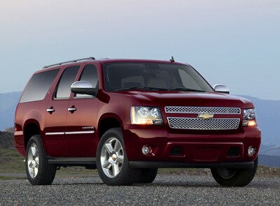 2012 Chevrolet Suburban of Arlington