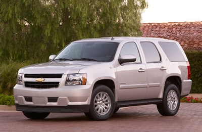 2012 Chevrolet Tahoe of [Dealership  City]
