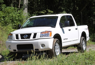 2012 Nissan Titan  of Grapevine