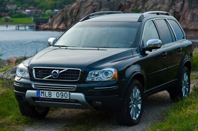 New Volvo Xc90 Compare Volvo Suv Prices Specs Phoenix Arizona