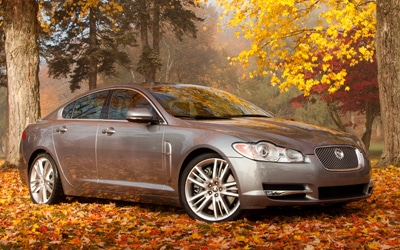 2011 Jaguar XF Introduction
