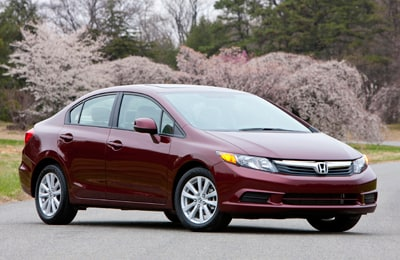 2012 Honda Civic Of Delray Beach