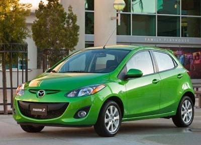 2012 Mazda 2 Introduction