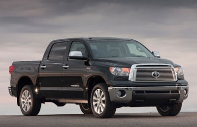 2012 Toyota Tundra Introduction
