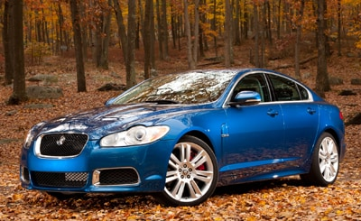 2012 Jaguar XF Introduction