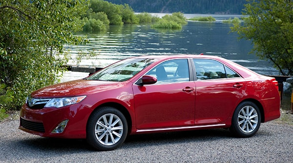 2013 Toyota Camry Grapevine