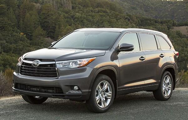 2014 Toyota Highlander Introduction