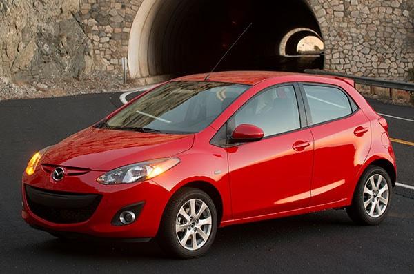 2014 Mazda 2 Introduction