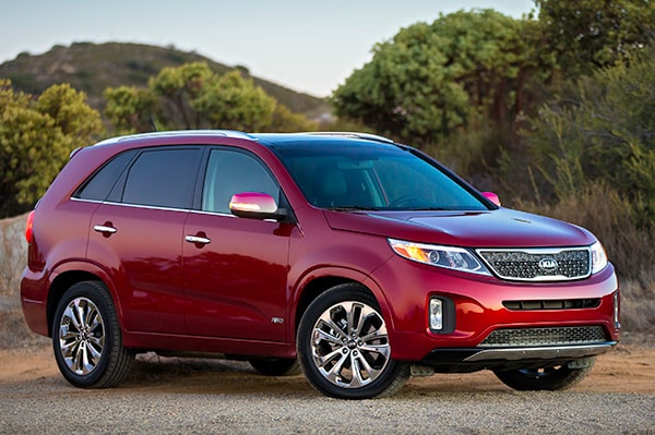 2014 Kia Sorento Introduction