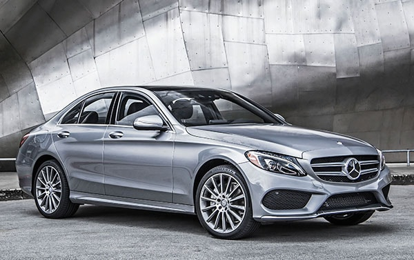 Review introduction 2015 mercedes benz c class lynnfield for Lynnfield mercedes benz