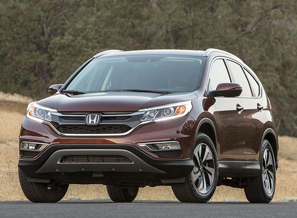 Good 2015 Honda CR V Introduction