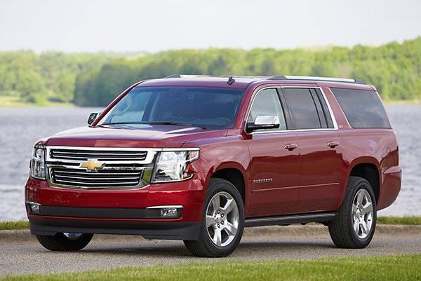 2016 Chevrolet Suburban | Boston Chevrolet Reviews from ...