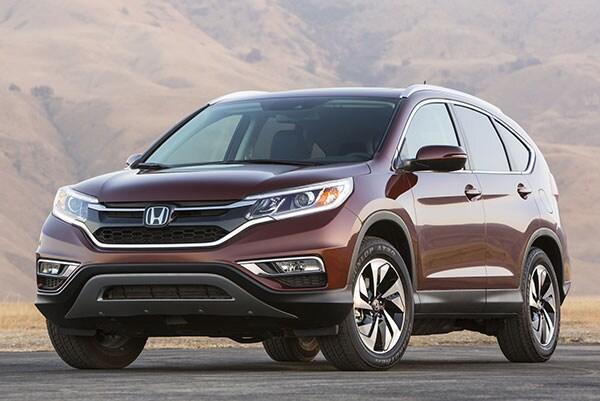 Elegant 2016 Honda CR V Introduction