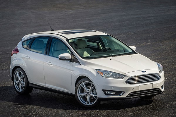 2016 Ford Focus Review Summary Stevens Point