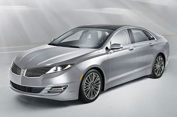 2016 lincoln mkz boston lincoln reviews from herb chambers. Black Bedroom Furniture Sets. Home Design Ideas