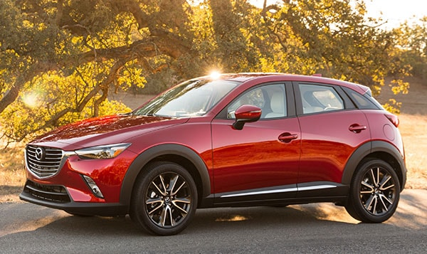 Sporty, Attractive, And Practical, The 2017 CX 3 Is Available At Attractive  Prices And Gets Great Gas Mileage.