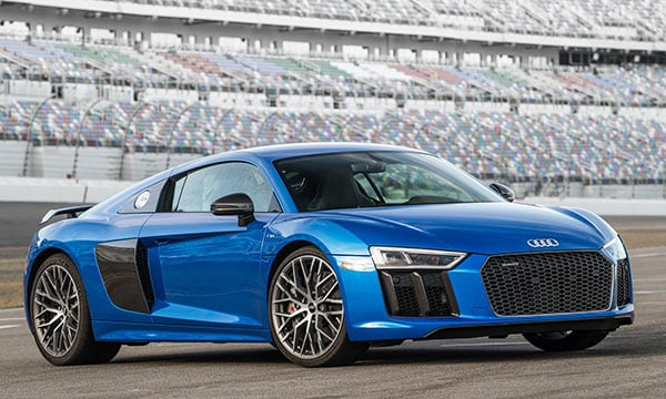 2017 Audi R8 | Boston Audi Reviews from Herb Chambers