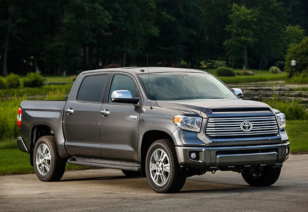The Toyota Tundra Is A Capable Pickup. Introduced For 2007, Then Revised  For 2014, Itu0027s The Oldest Design Of The Full Size Pickups.