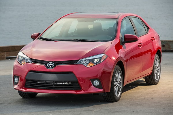 2018 Toyota Corolla Fairbanks