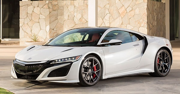 The Acura NSX Is One Of The Most Complex Cars Ever Made, A Masterful  Blending Of Electric Motors, Batteries, Turbos, Servos, Clutches, Gears, ...