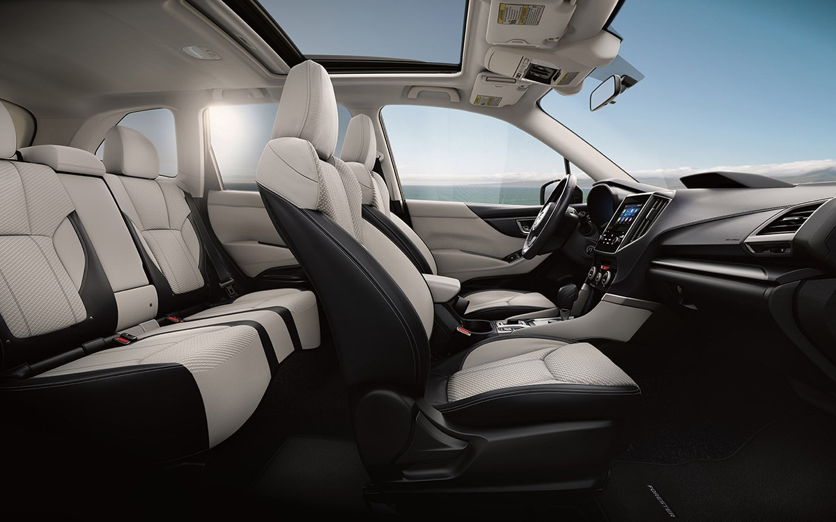 New 2020 Subaru Forester Carter Subaru Shoreline