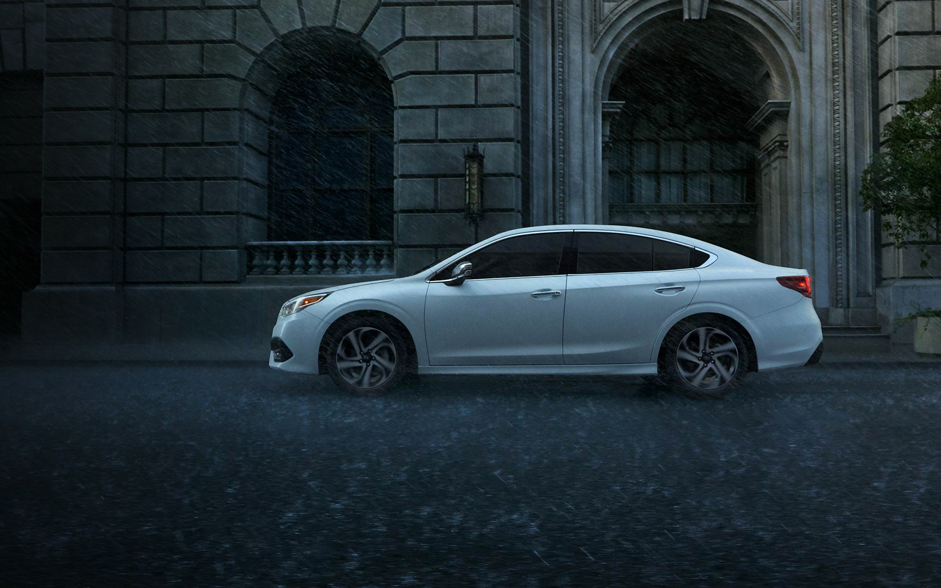 "Subaru Symmetrical All-Wheel Drive + 35 MPG<a class='disclaimer-link' data-toggle='popover' data-placement='bottom' data-content=""Based on manufacturer's estimated EPA fuel economy. Your mileage may vary.""><sup>[2]</sup></a>"