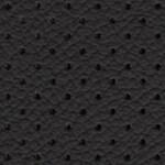 Slate Black Leather