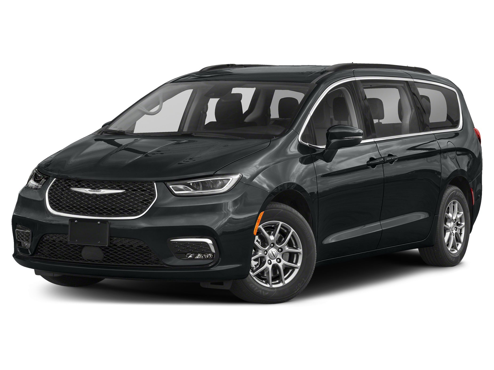 new 2021 Chrysler Pacifica car, priced at $45,799