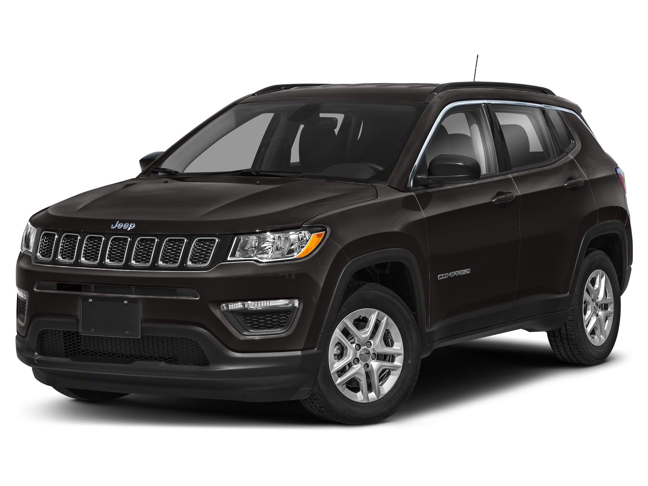 new 2021 Jeep Compass car, priced at $43,643