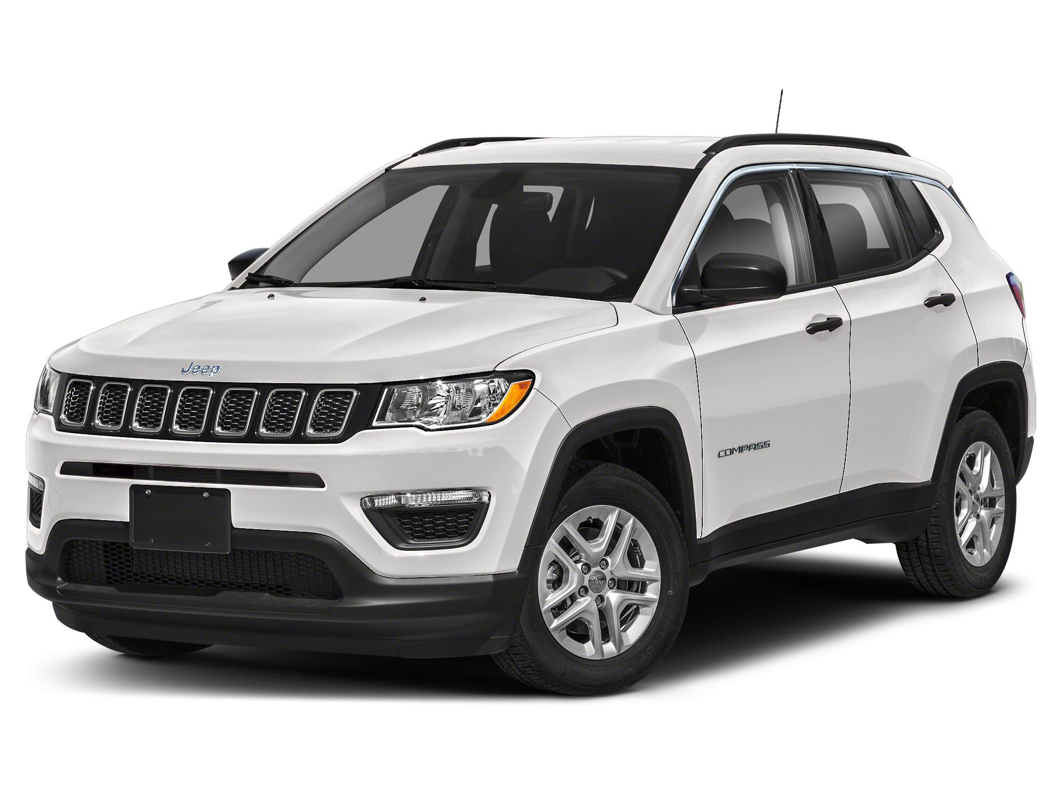 new 2021 Jeep Compass car, priced at $43,410